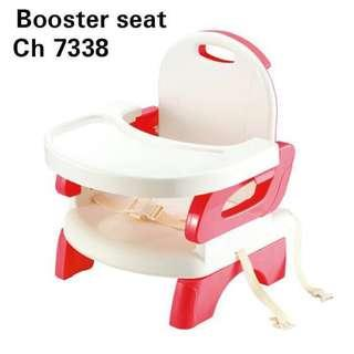 Booster seat foldable babydoes