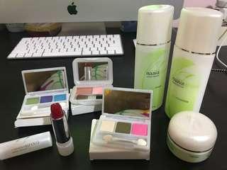 Take All, Makeup Set Nava Green
