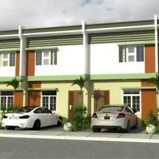 3 Bedroom - Mahogany Townhouse model in Arya Monte Homes, Brgy. Sto. Cristo, San Jose del Monte, Bulacan