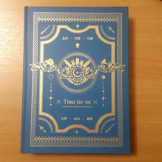 WTS Gfriend Time for Us Limited Album