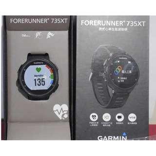 GARMIN Forerunner® 735XT 腕式心率GPS全能運動錶