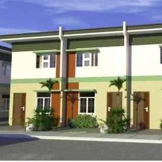 3 Bedroom - Acacia Townhouse model in Arya Monte Homes, Brgy. Sto. Cristo, San Jose del Monte, Bulacan