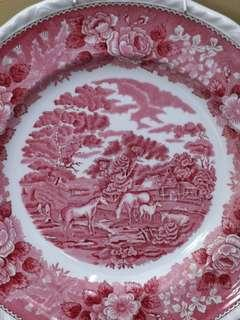 🇬🇧 COLLECTIBLE ADAMS ENGLISH SCENIC PLATE