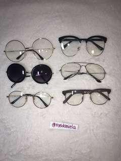 Cute Sunglasses/Eyewear 👓