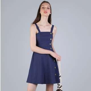 TTR Nellie Button Down Dress