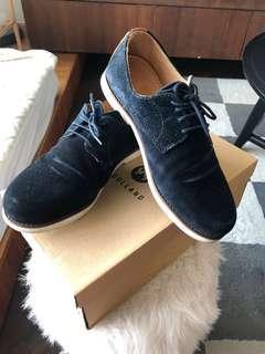 Soulland Mens Suede Shoes