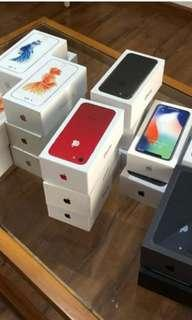 WE ARE OPEN iPHONE HERE !!