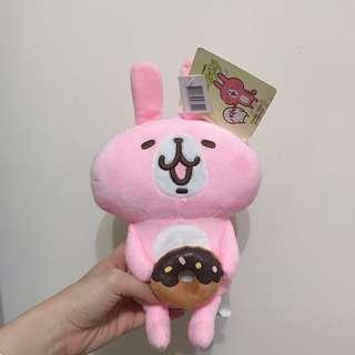🚚 超Q卡納赫拉甜甜圈娃娃🐰🍩