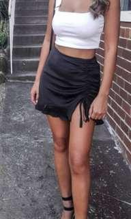 Glassons ruched mini skirt RRP:$39.95