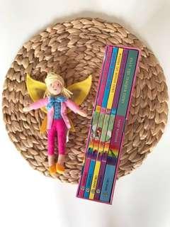 Rainbow magic books box set with teacher Fairy