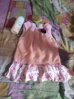 Dress Anak 4-12bulan