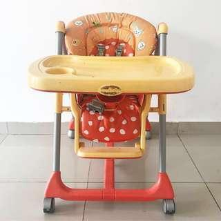 Peg Perego baby chair - Made in Italy(reduce price)