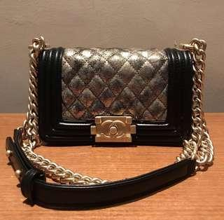Chanel boy mirror