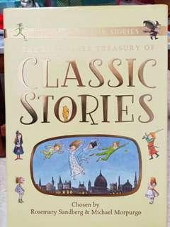 🚚 The Kingfisher Treasury of Classic Stories