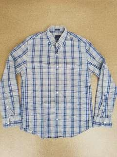 J.Crew Buttondown- jaspe Slim