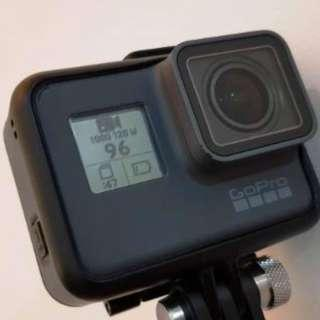 GoPro Hero6 Black HD - Mint Condition