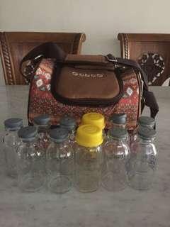 Botol Kaca Asi