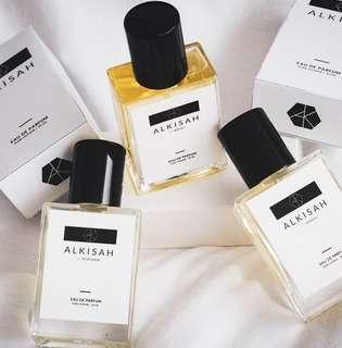 Parfum alkisah BY : RICKY HARUN