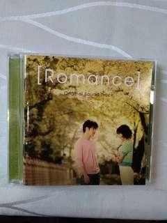 (平售$28)+包平郵(不另再折) Romance ost 韓版cd (可payme/滙豐/中銀)