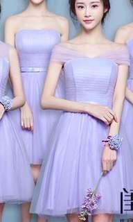 Sister wedding dress