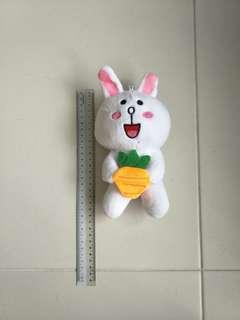 Line Cony stuff toy about 20cm