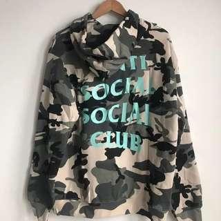 Hoodie Anti Social Social Club original Melrose Ave