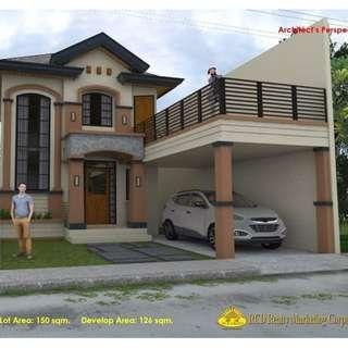 3 Bedroom Single Attached unit in Tierra el Sol, Bigaa, Cabuyao, Laguna