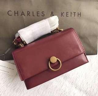 Charles and Keith Pushlock