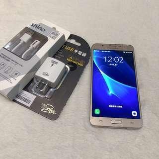second hand Samsung J7 2016 Gold 2G RAM 16G ROM