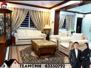 PASIR RIS 4 ROOM FOR SALE!