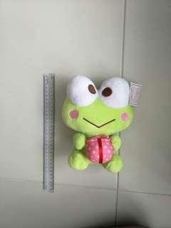 Green froggy sift toy 20cm