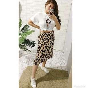 Printed Skirt in Small