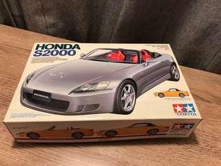 Tamiya 1/24 Honda S2000