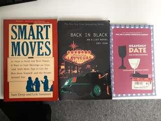 English Novels & Motivation Book