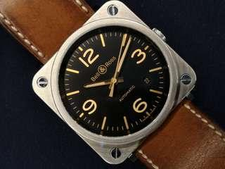 Bell & Ross BRS 92 Golden Heritage