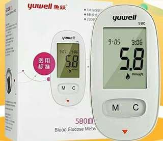 新血糖機 NEW Blood Glucose Monitor (medical)