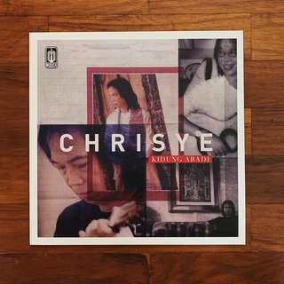 Vinyl Chrisye - Kidung Abadi