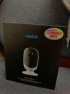 99%新 有保 Reolink Argus 2 真正無線 webcam