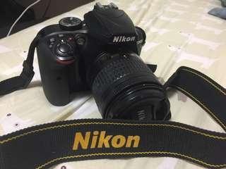 Nikon相機Camera D3400