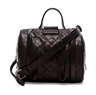 100% Authentic Marc Jacobs quilted full leather bag