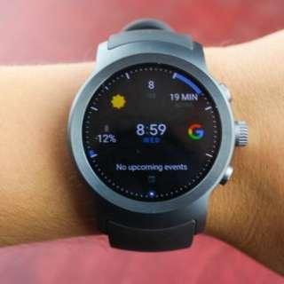 LG Watch Sport LTE