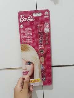 Digital Watch Barbie