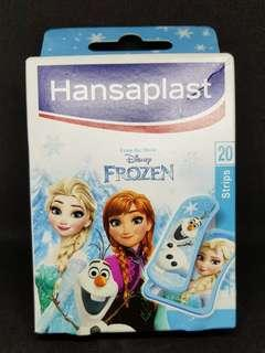 🚚 FROZEN (20 stripes) Hansaplast