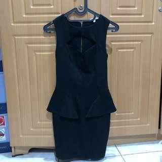 Peplum Dress