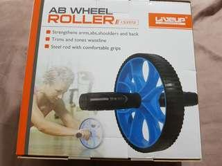 AB EXERCISE WHEEL ROLLER(HIGH QUALITY)