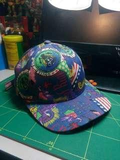 United State America Adjustable Cap