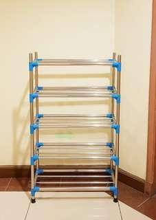 5 layer Stainless Steel Rack
