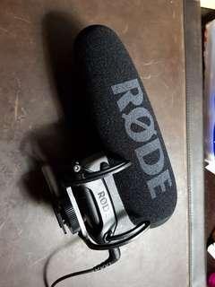 Rode video mic pro plus