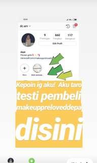 TESTI MAKEUPPRELOVEDDEPA