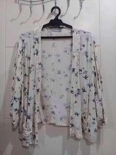 Marks & Spencer Kimono Cardigan #MHB75